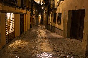 Jewish Quarter Toledo Spain