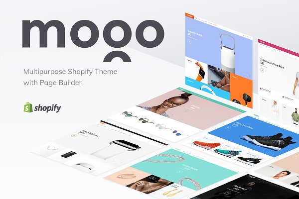 Themes: TonyTemplates - Mogo - Fastest Shopify Theme
