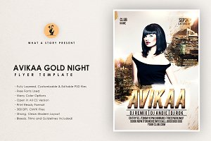Avikaa Gold Night