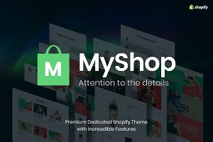 MyShop - Best Shopify theme