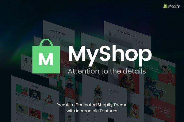 MyShop - Best Shopify theme