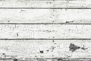 Old wooden horizontal planks texture