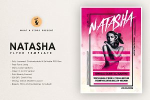 Natasha Flyer