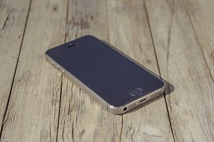 iPhone 5s scene X
