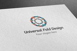 Universal Flod Design Logo