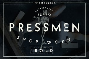Pressmen Shop Worn