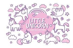 Character Little Unicorn
