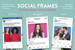 Social Frames Collection