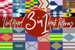BUNDLE African Kente Patterns