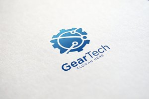 GearTech Logo