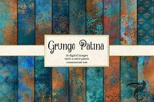 Grunge Patina Textures