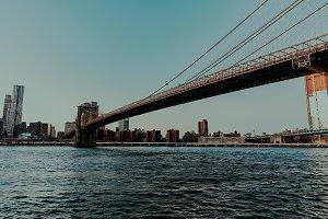 The Brooklyn Bridge Glory