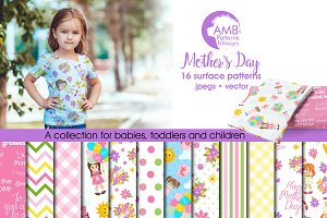 Mothers Day Papers, AMB-1279