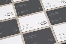 Minimal Business Card Template