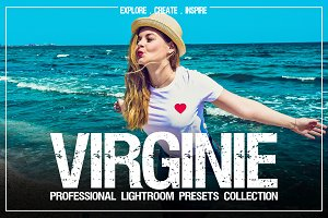 Virginie Lightroom Presets