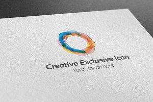 Creative Exclusive Icon Logo