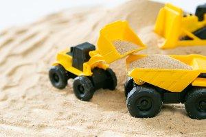 Construction concept - toy model