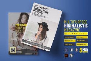 Multipurpose Minimalistic Magazine