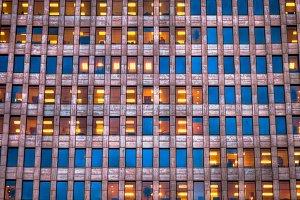Windows of a Skyscraper Texture