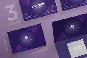 Business Cards | Marketing Agency