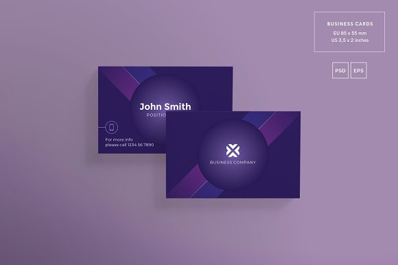 Business cards marketing agency business card templates business cards marketing agency business card templates creative market reheart Choice Image