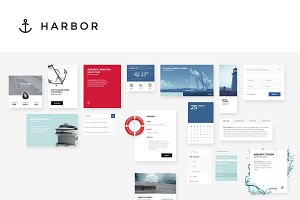 Harbor UI Kit