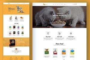 PetFood - Animal Care Shopify Theme