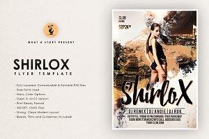 Shirlox Flyer