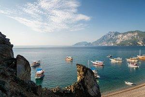 Mediterrainean coast