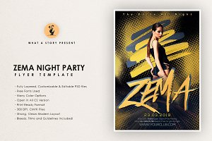 Zema Night Party