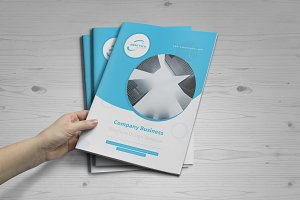 Brochure Design: 16 Pages