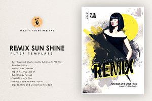Remix Sun Shine