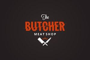 Butchery logo.