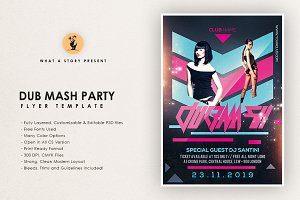 Dub Mash Party