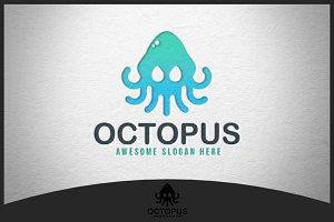 Octopus Logo 3