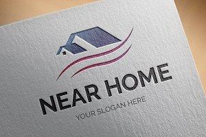 Near-Home Logo Template