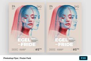 Artist Flyer / Poster Template