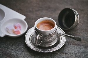 0501 Coffee Cup turkish