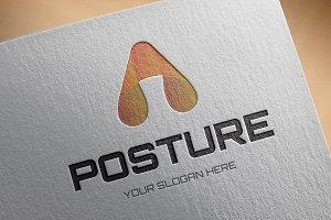 Posture Logo Template