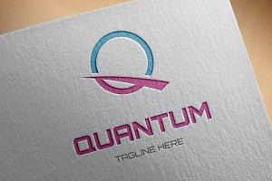 Quantum Logo Template