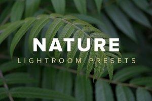 Nature Lightroom Presets + Bonus