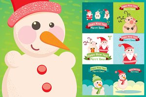 11 Christmas Greeting Card