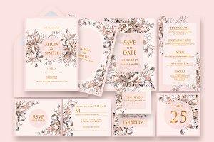 Sienna - wedding set Ac.16