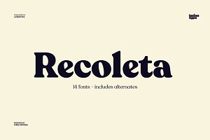 Recoleta - Intro Offer 70% off
