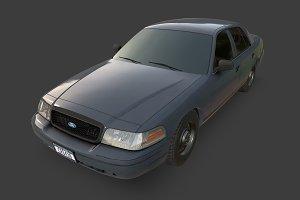 Generic Sedan