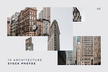 10 Architecture Photos Pack Vol.3 by  in Web Elements