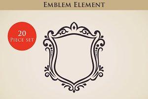 Emblem Element