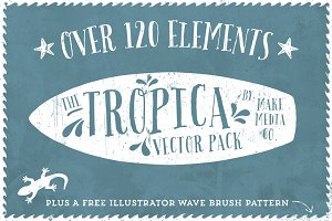 The Tropica Vector Pack