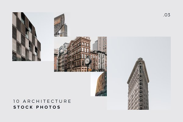 Web Elements: PixaSquare - 10 Architecture Photos Pack Vol.3