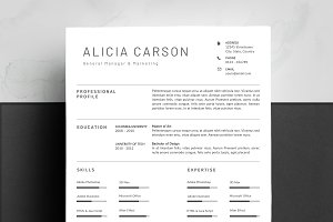 Resume Template | Jar